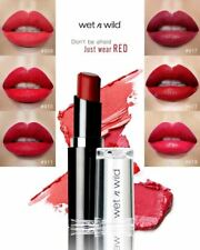 Wet n Wild Mega Last Matte Lip Color Lipstick 4 New Shades Added