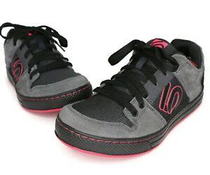 Adidas Five Ten WOMEN'S Pink Freerider Mountain Bike Sneakers Size 8.5 US