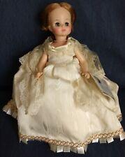 "Madame Alexander ~ FIRST LADY DOLL ~ 14"" Harriet Lane ~ Original Box ~ 1516"