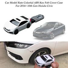 1PC Stylish Car Model Smart Key Fob Case Cover Shell For 2016-2018 Honda Civic