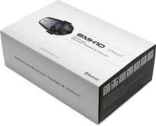 Sena SMH10D-10 Dual Pack Motorcycle Helmet Bluetooth Headset/Intercom System