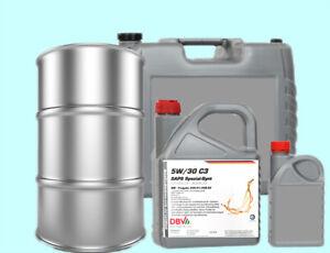 (EUR 3,85/L) 5W30 SAPS C3 für Rußpartikelfilter, DPF, BMW, MB, Opel -  60 L