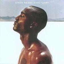 SANCTUARY [SIMON WEBBE] [1 DISC] NEW CD
