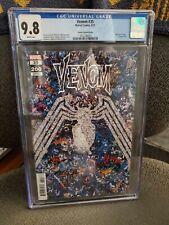 Venom #35 200 (2021 Marvel) Mr Garcin Variant CGC 9.8