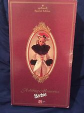 BARBIE HOLIDAY MEMORIES Special Edition Hallmark 1995 #14106