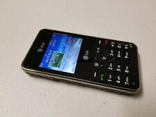 LG CB630 - Black (AT&T) UNLOCKED Cellular Phone