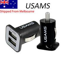 Universal Dual 2 Port USB 3.1A 12V Car Socket Cigarette Lighter Adapter Charger