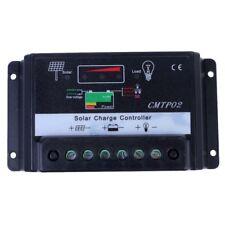 30A Panneau solaire batterie régulateur charger contrôleur 12V/24V transfer XI