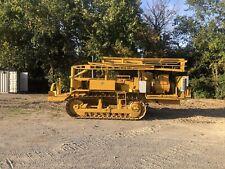 Caterpillar D6c Dozer Crawler Tack Tractor 150kw Generator Quincy Air Compressor
