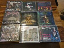 Horrorpunk  CD sammlung- 15 stück fiend neu,ovp horrorpunk ,psychobilly ,gothic