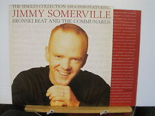 JIMMY SOMERVILLE the singles collection 84-90 BRONSKI BEAT/Communards freeUKpost