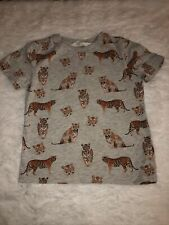 Kids H&M Top Tigers Size 6-8 Youth