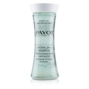 NEW Payot Hydra 24+ Essence - Plumping Priming Infusion 125ml Womens Skin Care
