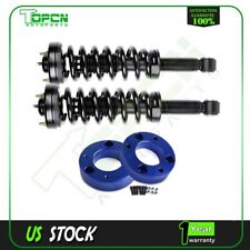 For Ford F150 2/4WD 1 set 2''Front Leveling kit&2 Front Complete Struts 09-13