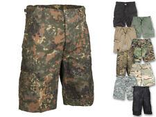 Mil-Tec US Bermuda Shorts RipStop Prewash Sommerhose Freizeithose Hose XS-3XL