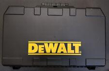 DeWalt Empty Suitcase For Reciprocating Saw DCS380 N152704