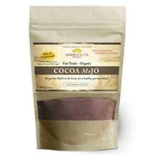 New Cocoa Mojo 100% Organic Cocoa Powder w/ Organic Coconut Palm Sugar