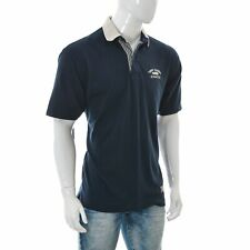 Tommy Hilfiger 008 Rugged Authentic Athletics Mens Polo T-shirt Short Sleeve M