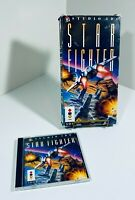 Star Fighter (3DO, 1995) - w/ Case, Manual & Long Box - Tested