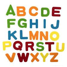 Felt Upper Case Letters Alphabets 47mm Children Crafts & Card Making Pack of 78