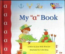 My a book (My first steps to reading) by Jane Belk Moncure