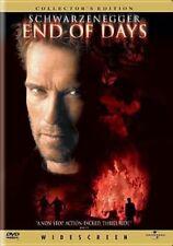 End of Days 0025192072123 DVD Region 1 P H