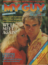 My Guy Magazine 18 September 1982 Issue 227    Nick Rhodes of Duran Duran