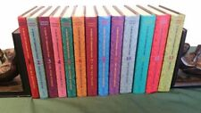 SNICKET, Lemony - A Series of Unfortunate Events Set (First Editions Books 1-13)