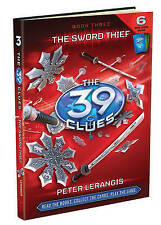 The Sword Thief by Peter Lerangis (Paperback, 2009)-9780545060431