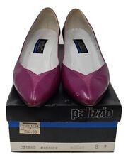 Palizzio Pumps Shoes Women's Size 8B Candice Rubian Michael G Abrams Vintage Box