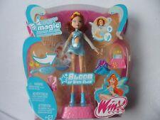 Winx Club Vintage Flutter Bloom por Mattel en 2006-esto como defectuosos Alas