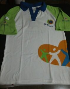 Volunteers Official Shirt S Special Olympics World Summer Games ATHENS 2011, NEW