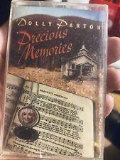 Dolly Parton —-precious Memories Cassette