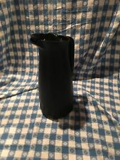 Tupperware ThermoTup 1L Pitcher Keep Coffee Tea Hot Host Award Black New