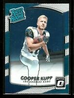 2017 Donruss Optic COOPER KUPP rookie rc football card rated rr # 179 l.a. rams