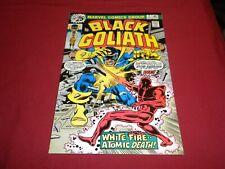 WA1 Black Goliath #2 marvel 1976 bronze age 7.5/vf- comic!