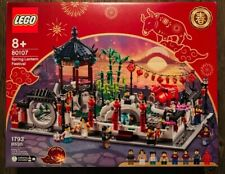 Lego Spring Lantern Festival 80107 Chinese New Year Collection Fast Shipping