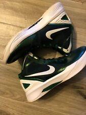 2011 Nike Zoom Hyperdunk Green Mens Basketball Shoes Size 8