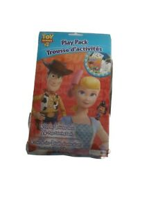 Toy Story Play Pack Kids Travel Activity