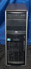 HP XW4600 Workstation Intel  Core 2 Duo E8500@3.16GHz, 8gb Ram, 250gb HDD, DVDRW