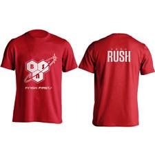BSN Finish First Bodybuilding Gym Wear Gear Sports T-Shirt Red EndoRush SIZE L