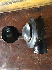 Antique Bicyle Lamp Minors Lantern Light MODEL 1911