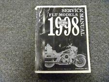 1998 Harley Davidson Road Glide Road King Classic Shop Service Repair Manual