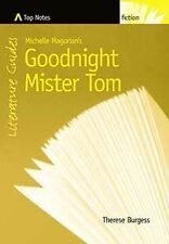 Top Notes: Goodnight Mister Tom HSC YEAR 12