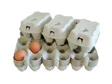 100 contenitori portauova da 6 uova - Confezioni per Uova