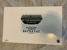 Masters Of The Universe Classics Battle Cat Tiger Cringer MOTUC He-man Brand New