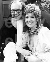The Morecambe and Wise Show (TV) Eric Morecambe, Diana Rigg 10x8 Photo