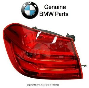 For BMW M4 428i 435i GC xDrive Driver Left Outer Tail Light for Fender Genuine