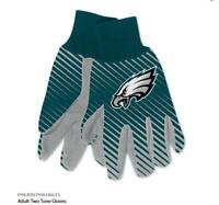 Philadelphia Eagles Logo Handschuhe Utility Gloves NFL Football NEU !