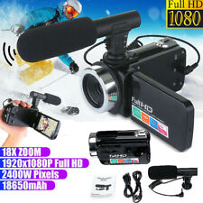 Video Camera Camcorder Digital YouTube Vlogging Camera Recorder Digital Zoom USA